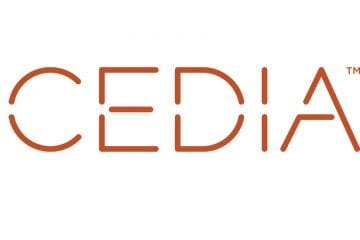 cedia smart home technology logo