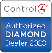 Control 4 Authorized Diamond Dealer 2020