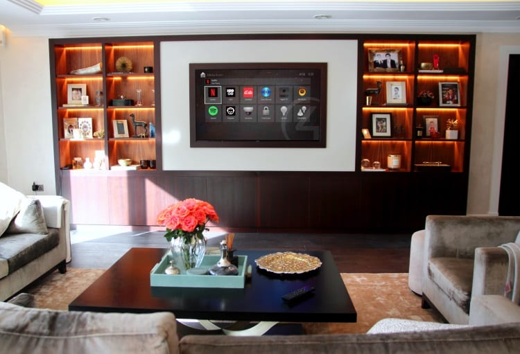 Smart Home Television