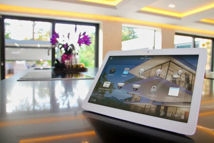 Smart Home and Security Control